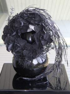schwarze Eleganz