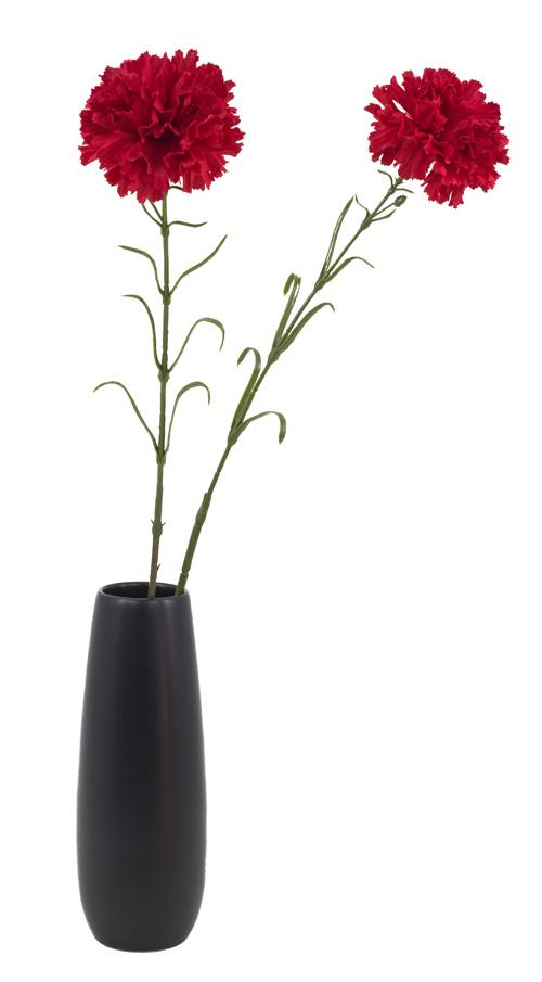 nelke in vase artfleur